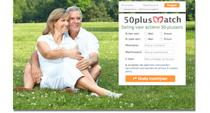 Datingsite 50 plus match