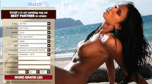 Secretmatch sexdating