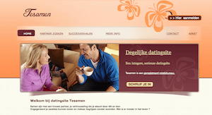 Datingsite Tesamen.be